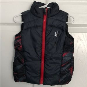 Baby Spyder vest - 12M, excellent condition